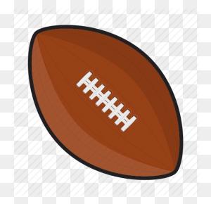 American Football, Ball, Foot Ball, Football, Nfl, Pig Skin - Nfl Football PNG