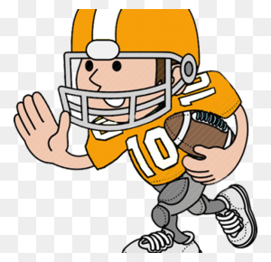 American Football Football Player Clip Art Football Teammates - Football Cartoon Clipart