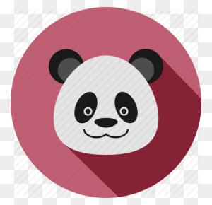 Animal, Animals, Bamboo, Bear, Cc, Cute, Panda Icon - Cute Panda PNG