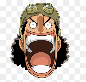 Anime Face Anime, One - One Piece PNG