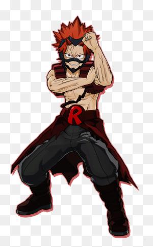 Animes Hero - Bakugou PNG