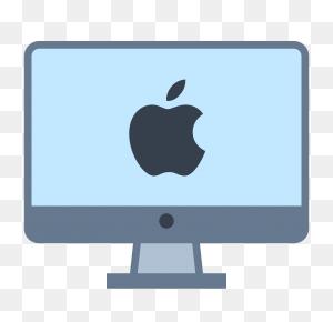 Apple Laptop Computer Clip Art Clipart For Computers - Clipart Laptop Computer