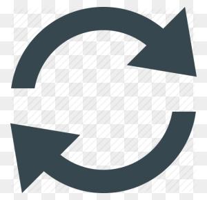 Arrow, Arrows, Circle, Circular, Circular Arrows, Crank, Put - Circular Arrow PNG