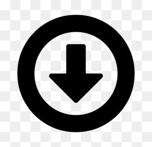 Arrow Circle O Down, Arrow Circle, Arrows Icon With Png And Vector - Circle Arrow PNG