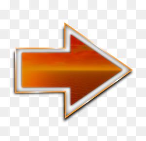 Arrow Png Orange Arrow Horyzont Texture, Arrow Png, Arrow, Arrows - Orange Arrow PNG