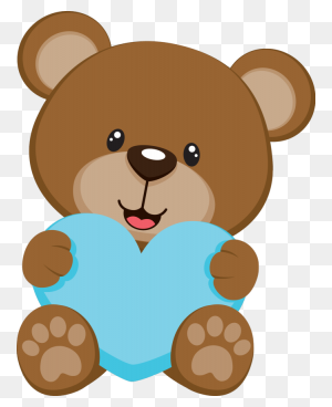 Baby Babies, Bears And Babyshower - Baby Bear PNG