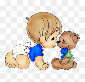 Baby Playing Baby Boy Free Baby Clipart Babies Clip Art - Playing With Toys Clipart