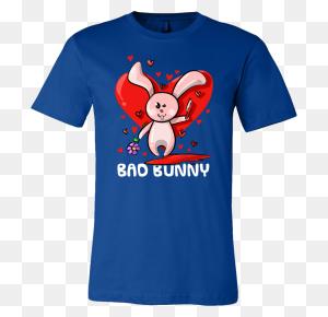 Bad Bunny T Shirt Lifehiker Designs - Bad Bunny PNG