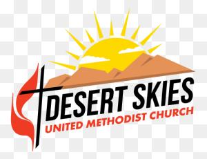Baptism Communion Desert Skies United Methodist Church - Jesus And Disciples Clipart