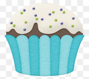 Birthday Boy Clipart Birthday, Birthday Clipart - Happy Birthday Cupcake Clipart
