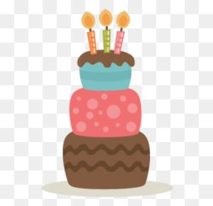 Birthday Cake Birthday Birthday Cuts Cute - Birthday Cake Clip Art Free