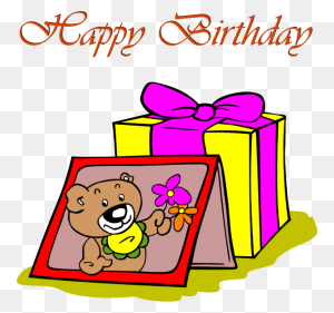 Birthday Card Clipart Free Birthday Card Cliparts Download Free - October Birthday Clipart