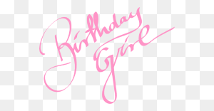 Birthday Girl, Happy Birthday, Birthday, Girl - Birthday Girl PNG