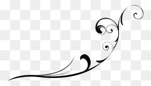 Black Swirl Designs Png - Cool Designs PNG
