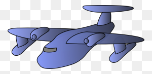 Blue Plane Flying Blue Planes And Clip Art - Airplane Flying Clipart