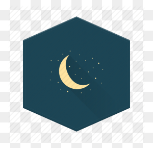 Boards, Individular, Moon, Night, Sky, Starts Icon - Night Sky PNG