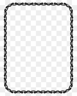 Borders And Frames Computer Icons Picture Frames Square Raster - Picture Frame Clip Art Border