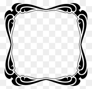 Borders And Frames Decorative Borders Picture Frames Decorative - Picture Frame Clip Art Border