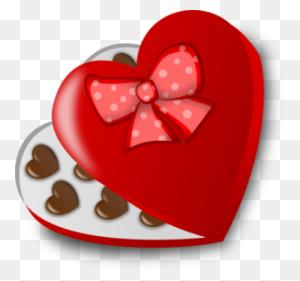 Box Of Chocolates Clip Art Valentine's Day Bulletin Board Ideas - Valentine Candy Clipart