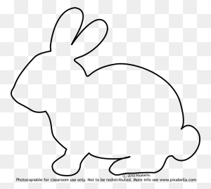 Bunny Rabbit Clipart Look At Bunny Rabbit Clip Art Images - Rabbit Clipart PNG