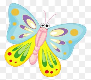 Butterfly Clip Art Butterfly Art Butterfly - Cute Butterfly Clipart