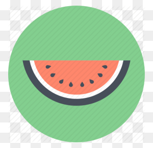 Cantaloupe, Food, Fruit, Watermelon, Watermelon Slice Icon - Watermelon Slice PNG
