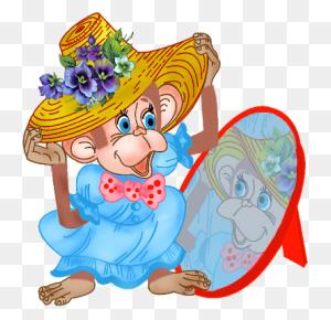 Cartoon Baby Monkey Funny Baby Monkey Pictures Cartoon Monkeys - Circus Monkey Clipart