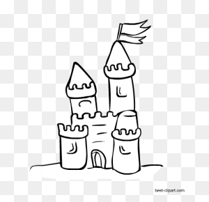Castle Clipart Free Castle Clipart - Disney Castle Clipart Black And White