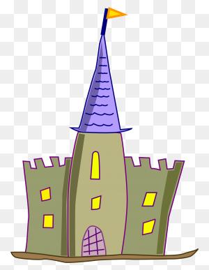 Castle Clipart, Suggestions For Castle Clipart, Download Castle - Disney World Castle Clipart