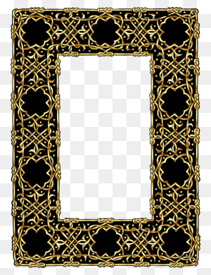 Celtic Knot Picture Frames Borders And Frames Ornament Celts Free - Ornate Frame Clipart