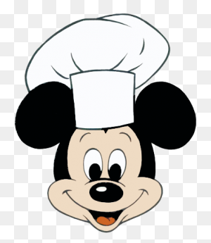 Chef Mickey Mouse Clipart Disney Mickey Head, Disney, Mickey Mouse - Mouse Images Clip Art