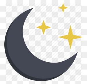 Child Toy, Moon, Night, Night Sky, Sky, Starry Night Icon - Starry Night PNG