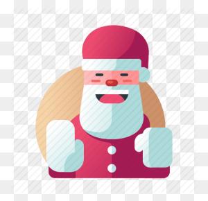 Christmas, Christmas Father, Claus, Decoration, Santa, Santa Claus - Santa Beard PNG
