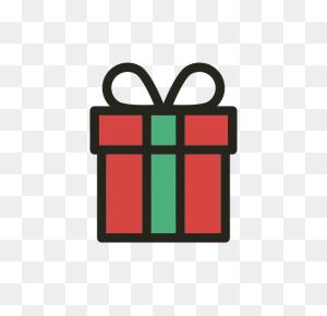 Christmas Gift Png Icon - Christmas Gift PNG