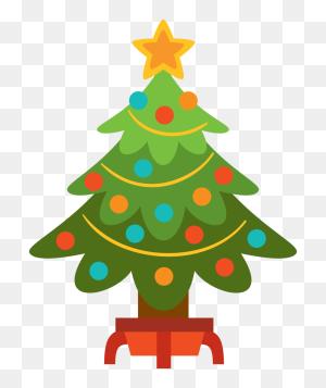 Christmas Tree Clip Art Ofstmas Tree Tops Clipart Branch Trees - Christmas Tree Clipart Transparent
