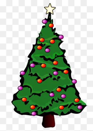 Christmas Tree Clipart Christmas Tree Clip Art Christmas - Real Tree Clipart