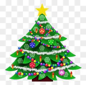 Christmas Trees Clip Art Look At Christmas Trees Clip Art Clip - December Holiday Clip Art
