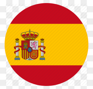 Circle, Circular, Country, Flag, Flag Of Spain, Flags, National - World Flags PNG
