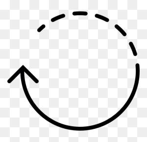 Circles, Circle, Rotating Arrow, Arrows, Circular Arrows - Circle Arrows PNG