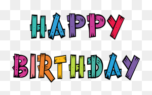 Clipart Birthday Png Clip Art Birthday Png Birthday Text Wishes - Science Clipart PNG