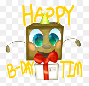 Clipart Box Happy Birthday, Clipart Box Happy Birthday Transparent - Happy Birthday Clip Art Images
