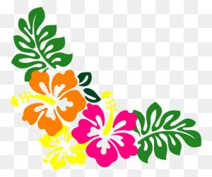 Clipart Flower Ocean, Clipart Flower Ocean Transparent Free - Ocean Border Clipart