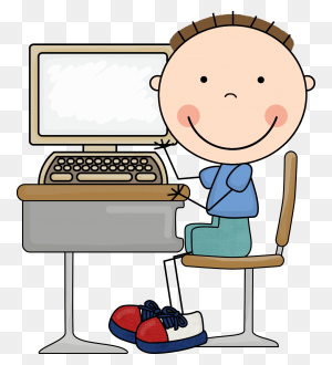 Computer Center Clip Art, Computers Clipart Cliparthut - Reading Center Clipart