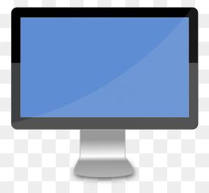 Computer Monitors Display Device Desktop Computers Personal - Desktop Computer Clipart