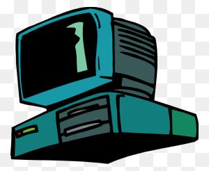 Computers Clip Art - Computer Clipart Transparent