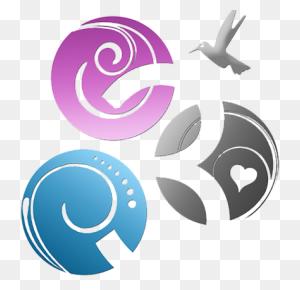 Cropped Logo Third Eye Weddings - Third Eye PNG