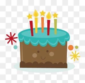Cute Cake Birthday Cute Birthday Birthday Cake - Birthday Cake PNG