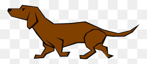 Cute Cartoon Dogs Clip Art Cartoon Dog Animai Images Dog - Dog Playing Clipart