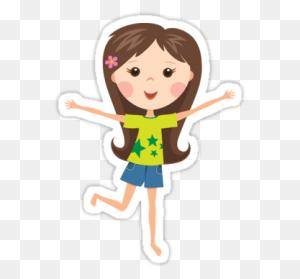 Cute Cartoon Girl Png Photos - Girl Cartoon PNG