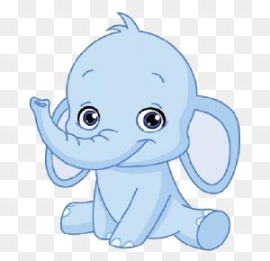 Cute Elephant Funny Baby Elephant Elephant Images Clip Art Image - Elephant Clipart Baby Shower
